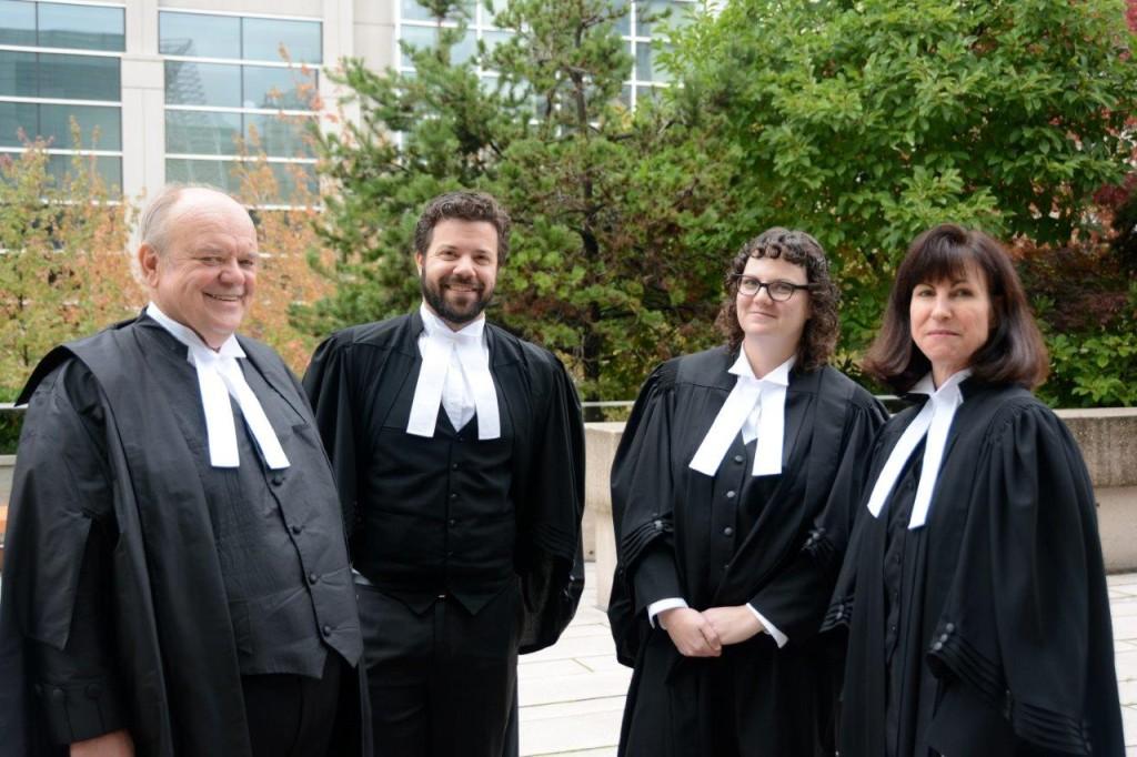 BCTF Legal Team